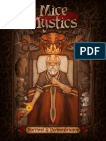 Mice and Mystics Storybook