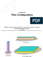 L 019 Plan Configuration earthquake