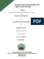 ptu m tech thesis report format