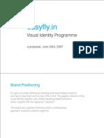 Easyfly - Visual Identity Programme