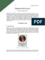 Quantum Dot Lasers
