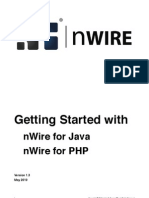 nWire Getting Started Guide
