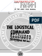 1959 US Army Vietnam War the Logistical Command 146p
