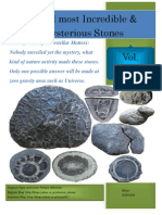Vol.01 World Most Incredible & Mysterious Stones