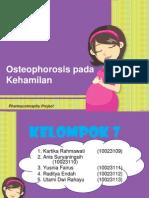 Kel 7_Osteoporosis Pada Ibu Hamil