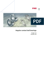 FAG Angular Ball Bearing