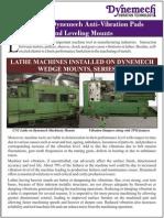 14_Anti Vibration Lathe Machinery Mounts_sm