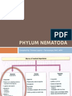 Phylum Nematoda(Revised) 2014 edition
