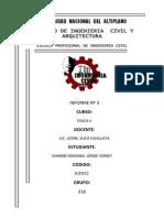 Informe Del Principio de Arquimedes II