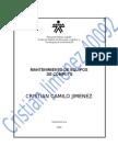 Mec40092evidencia025 Cristian Jimemez -ToRNILLOS