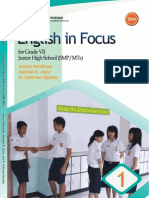 SMP Kelas 7 - English in Focus