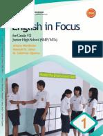 SMP Kelas 7 - English in Focus