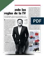 Cambiando Las Reglas de La TV - Revista Noticias
