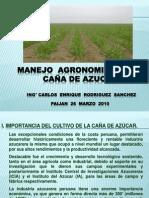MANEJO  AGRONOMICO DE LA CAÑA DE AZUCAR-PAIJAN 26 MARZO 2010.pptx