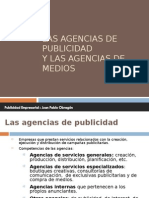 Las Agencias de Publicidad