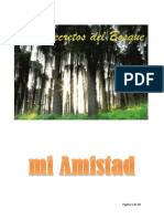 Los Secretos del Bosque (mi AMISTAD)
