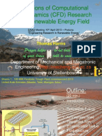 TUT3 Harms Computational Fluids and Renewables