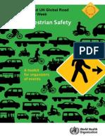 Pedestrian Safety Toolkit