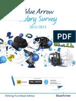 BA Salary Survey 2012