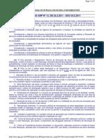 Desativacao Nxt.anp.Gov.br