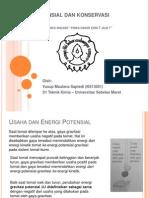 Energi Potensial Dan Konservasi Energi