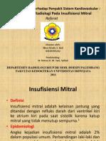 Insufisiensi Mitral