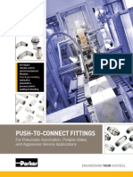 Parker Push Fitting Catalogue