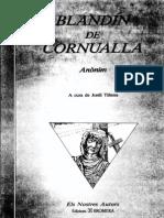 Blandín de Cornualla-Ed. BROMERA