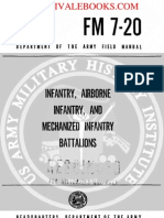 1962 US Army Vietnam War Infantry Airborne Infantry & Mechanized Infantry 441p