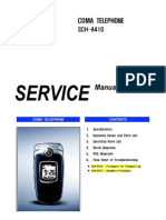 Samsung Sch-A410 Service Manual
