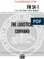 1962 US Army Vietnam War the Logistical Command 47p