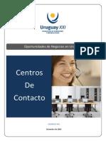 Informe Centros de Contacto - Uruguay Xxi Diciembre 2009