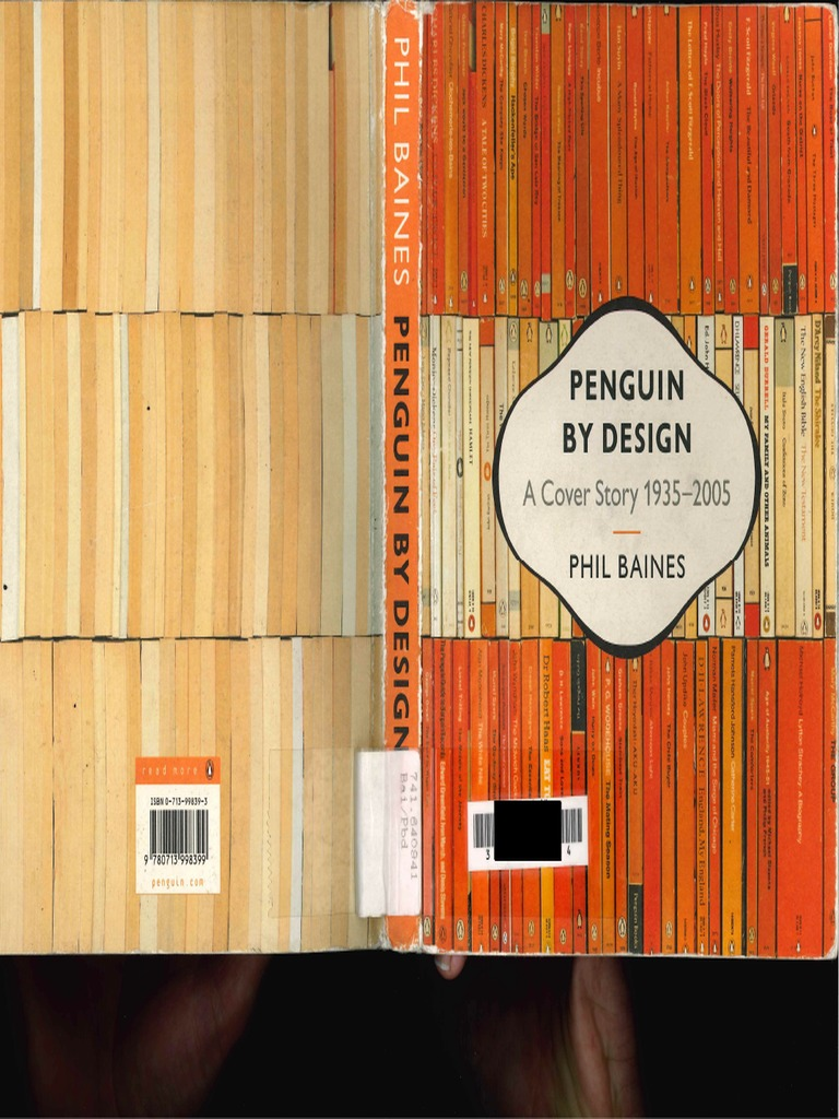 Penguin by Design- A Cover Story - Phil Baines | Penguin Books ... on