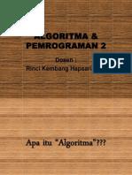 Teknik Pemrograman Semester 1
