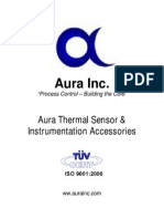 Thermal Sensor and Instrumentation Accessories Catalog 2006