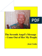 The Seventh Angel's Message - Come Out of Her My People Incorporated into Revised Part 3 at top of page.