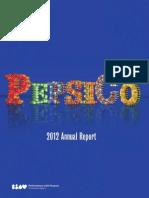 pepsi annual report