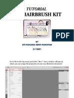 Tutorial Hairbrush Kit