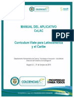Manual CvLAC