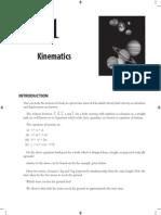 Kinematics Theory