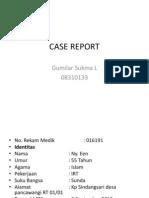 Case Report Dm