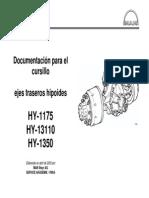 Manual HY1311
