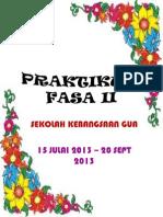 Praktikum Fasa II