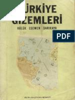 Kitap 67 Türkiye Gizemleri