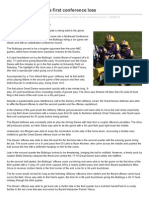 UAlbany vs. Bryant Football (11.8.11) Online Version