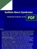 Guillain-Barré syndrome