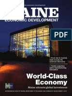 Maine Economic Development 2014