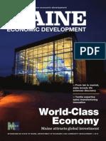 Maine Economic Development 2014