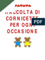 114379803 Raccolta Di Cornicette Per Ogni Occasione