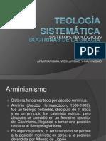 Teología sistemática Clase Pastores sistemas teologicos